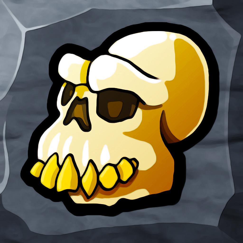 Prehistoric Game Logo