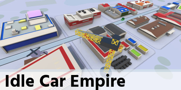 Idle Car Empire Teaser Image