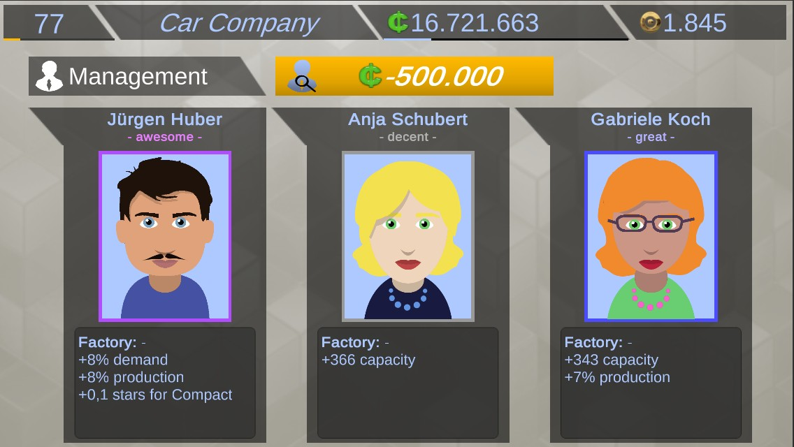 Idle Car Empire Screenshot
